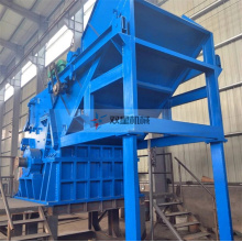 Industrial Heavy Duty Scrap Metal Recycling Crusher