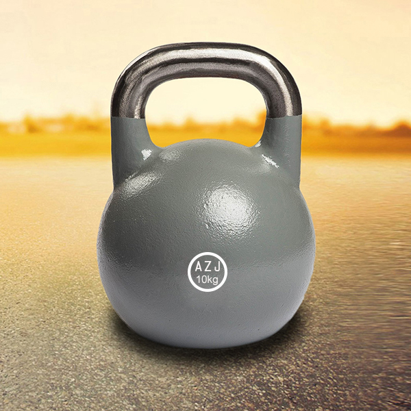 Vinyl Coated Steel Kettlebell