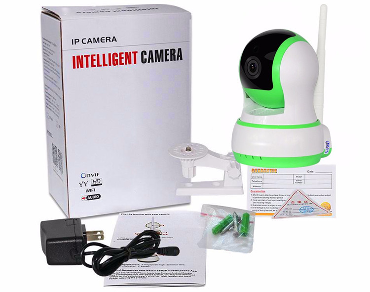 indoor ip security camera