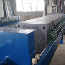 Coal Washing Plate Frame Filter Press