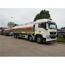 30000L HOWO Petrol Transport Tank Trucks