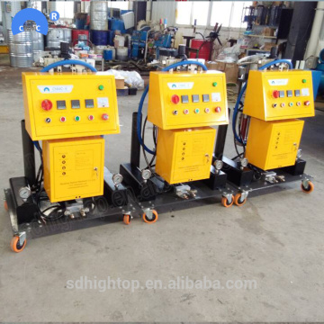 Portable polyurethane pu spray foam machine