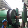 Waste recycle machine Tire Pyrolysis oil analysis