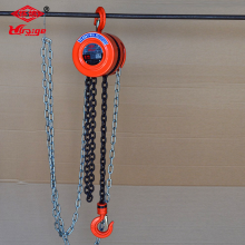 Heavy duty 5 ton chain block chain hoist