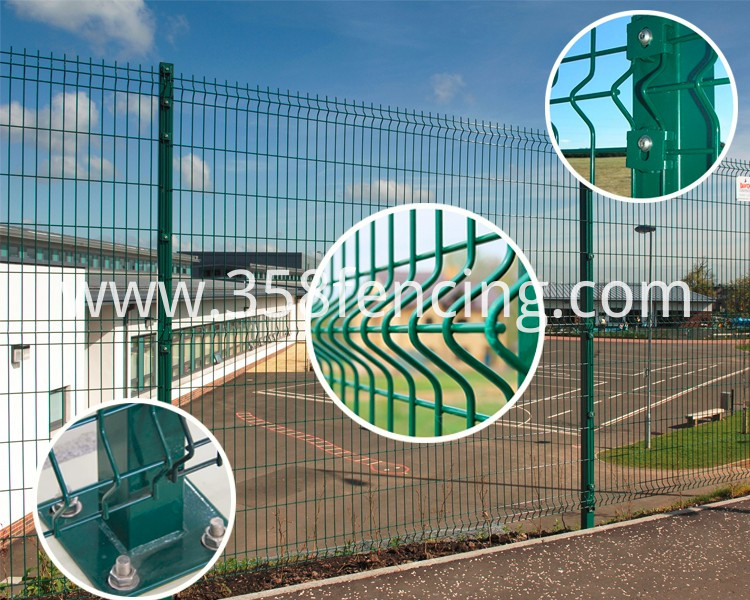 3D WIRE MESH FENCE (6)