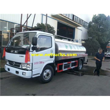 DFAC 5000 Litres Milk Delivery Trucks