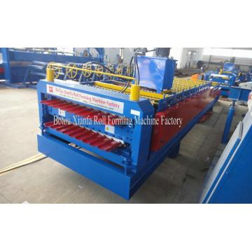 double wall panel roll forming machine