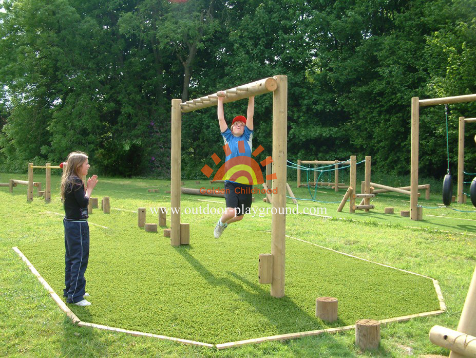 Balance Bars Equipment Playground For Kids