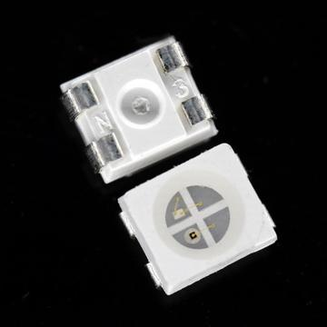2-Color 3528 SMD LED Blue and Red Anode