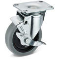 The TPR Movable Side Brake Casters
