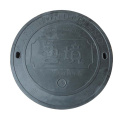 Heavy Load Composite Manhole Cover  With EN124