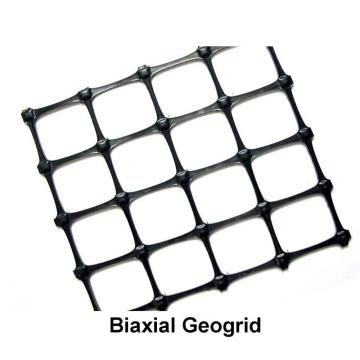 Exturded PP Biaxial Geogrid