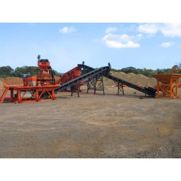 Mobile Mining And Quarry Crushing Equipment