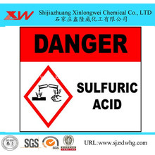 Commercial use Sulfuric acid(h2so4)
