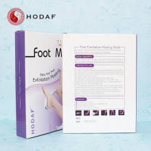 Free sample for for Beauty Skin Peeling Foot Mask Foot Mask Peeling Clear magic foot mask export to Indonesia Manufacturers