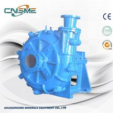 Coal Mining Tailings ZJ Series Slurry Pump