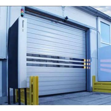 Alumini Aliazh High Speed ​​Roller Shutter Door