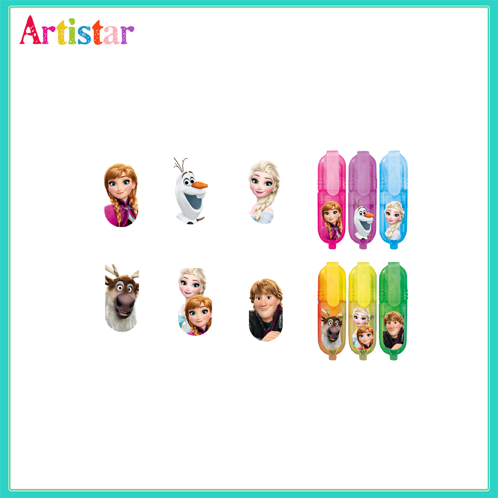 Disney Frozen 6 Mini Highlighters