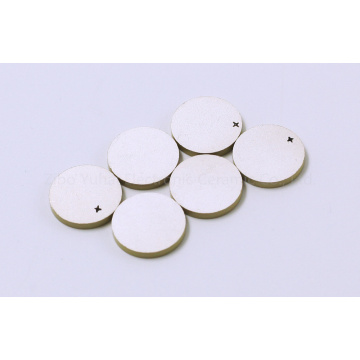 High Power Piezoceramic disc  2MHz