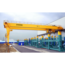 High Quality Industrial Factory for Rubber Tyre Gantry Crane 10t Gantry Crane export to East Timor Manufacturer