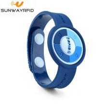 Personlized Products for RFID Bracelet For Events Soft RFID Wristband EM4200 PVC Bracelet 125KHz supply to Guam Factories