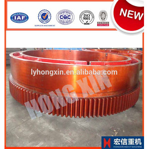 high temperature transmission part forging worm gear