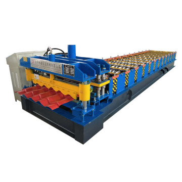 High quality glazed tile making machine
