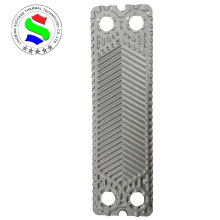 M3 ss304 ss316 titanium plate for heat exchanger