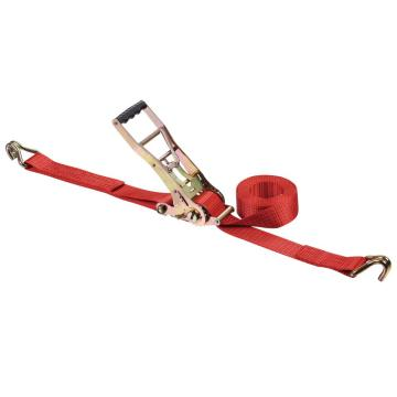 11000LBS Heavy Duty Handle Ratchet lashing Belt with Top Quality