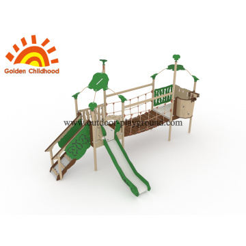 Multiply Children Playground HPL With Slide