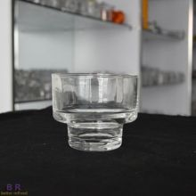 Glass Clylinder Tealight and Votive Holder