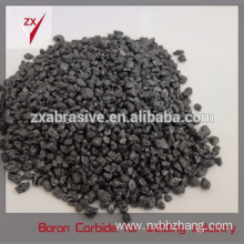 20 Years manufacturer for Silicon Carbide Briquette Popular wholesale abrasive material boron carbide b4c supply to Romania Suppliers