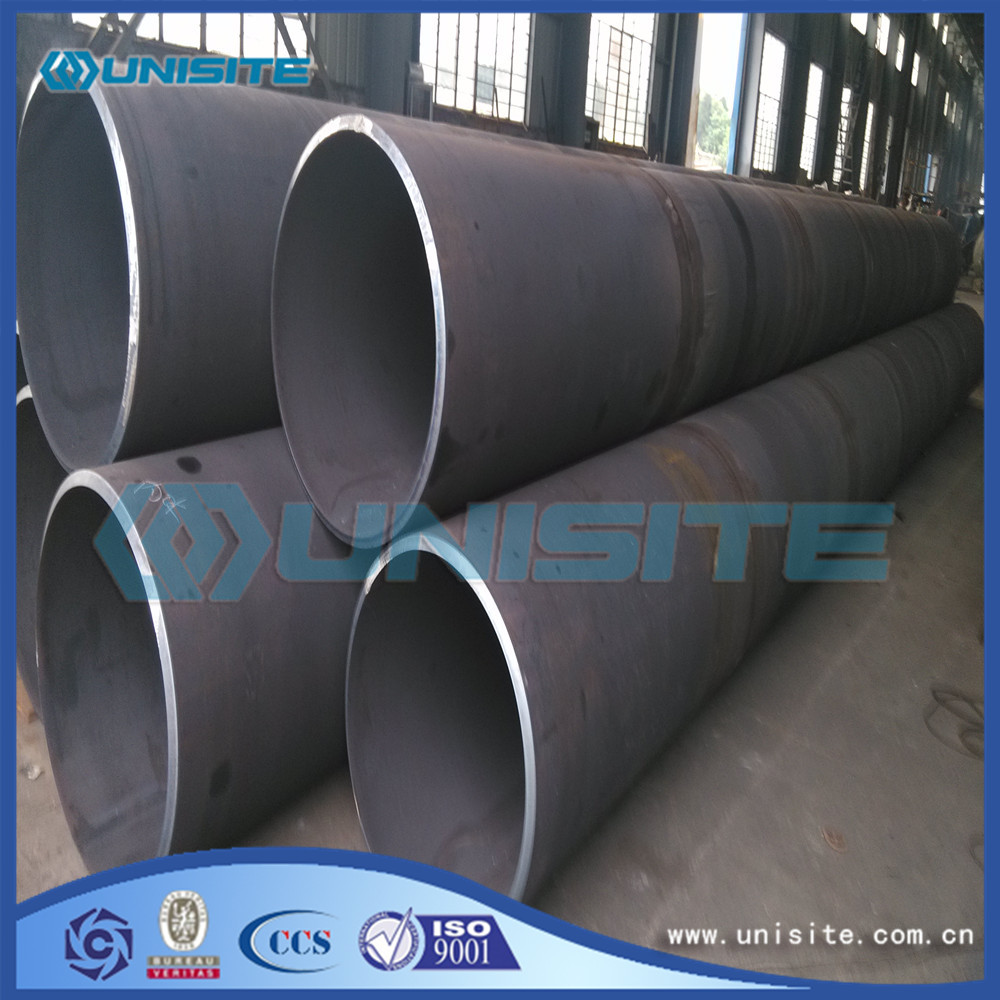 Longitudinally Welded Straight Steel Pipes Saw for sale