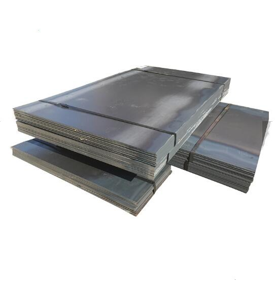 Steel plate for construction