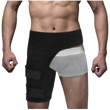 Hot Sale for Thigh Guard Compression Sleeve Thigh Support Brace supply to Singapore Supplier