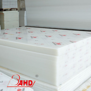 Regular size or customize  1-200mm hdpe sheet