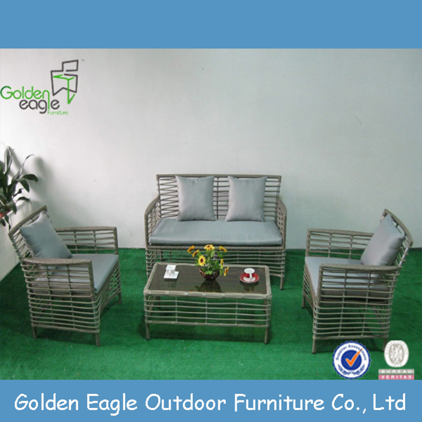 Outdoor aluminum furniture garden