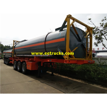 20000L 20ft Phosphoric Acid Tank Containers