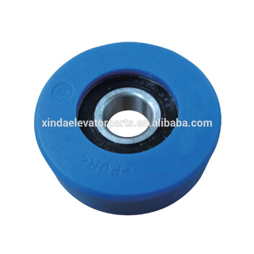 Step wheel 76x25 bearing 6204 for escalator spare part