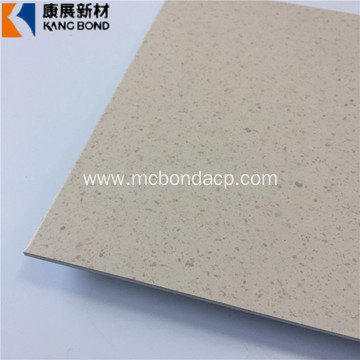 Beautiful ACP Sheet for Outdoor Use 6mm PVDF