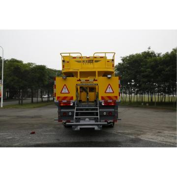 asphalt emulsion paving machine road construction