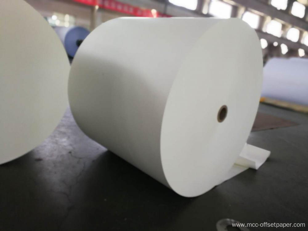 Wood Offset Printing Paper 68-78gsm