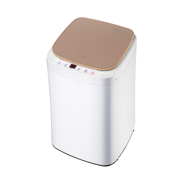 3kg gold mini washing machine