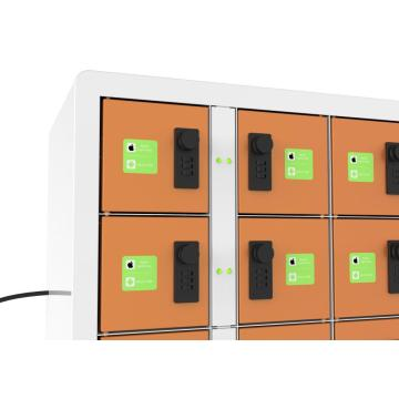 50 capacity locking phone charging station