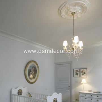 Polyurethane Ceiling Light Medallion