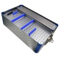 surgical orthopedic instrument box screw instrument box