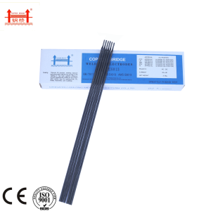 China for 3.15Mm Welding Electrode 300-450mm length electrode welding Stick rod AWS E6011 supply to Germany Exporter