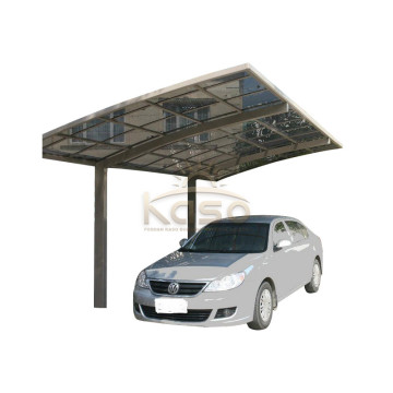Pergola Aluminum Car Shelter Shade Outdoor Carport