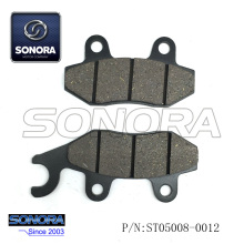 BAOTIAN BT125-2 Rear Brake Pad (P/N: ST05008-0012) Top Quality