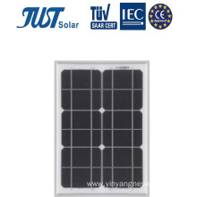 2017 a-Grade Cell 20W Mono PV Solar Panel with High Efficiency